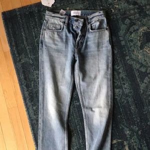 Current/Elliott button fly jeans size 25